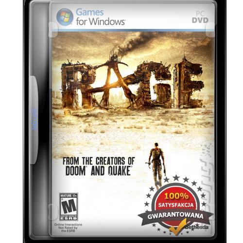 Rage (2011)[PL][SKIDROW][Update1]