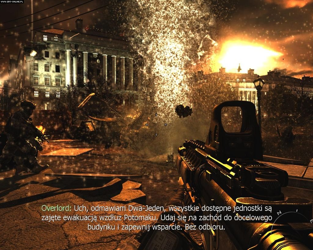 Call of Duty: Modern Warfare 2 (2009)[PL][SKIDROW-PROPER]