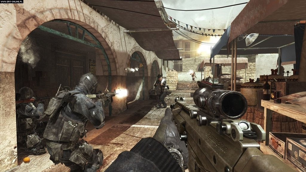Call of Duty Modern Warfare 3 (2011) [Reloaded]