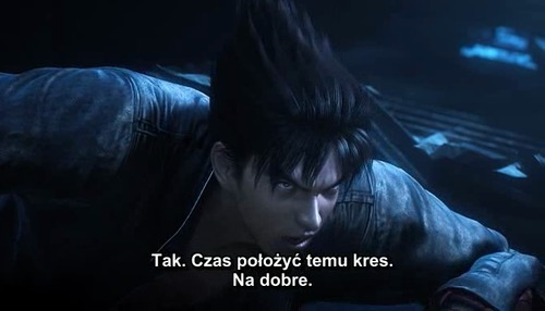 Tekken: Blood Vengeance (2011) PLSUBBED.BRRip.XviD-GRUPA / Napisy PL