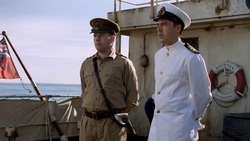 "Zatopienie ""Laconii"" / The Sinking of the Laconia Część 1 i 2 (2011) PL.DVDRip.XviD-BiDA / Lektor PL + RMVB + x264"