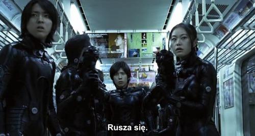 Gantz: Doskonała odpowiedź Gantz: Perfect Answer (2011) PLSUBBED.EXTENDED.BRRip.XviD-BiDA / Napisy PL