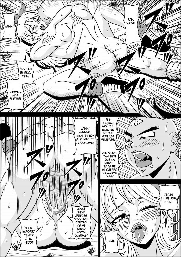 Comic Dragon Ball español [Kame-sennin ambitions 2]