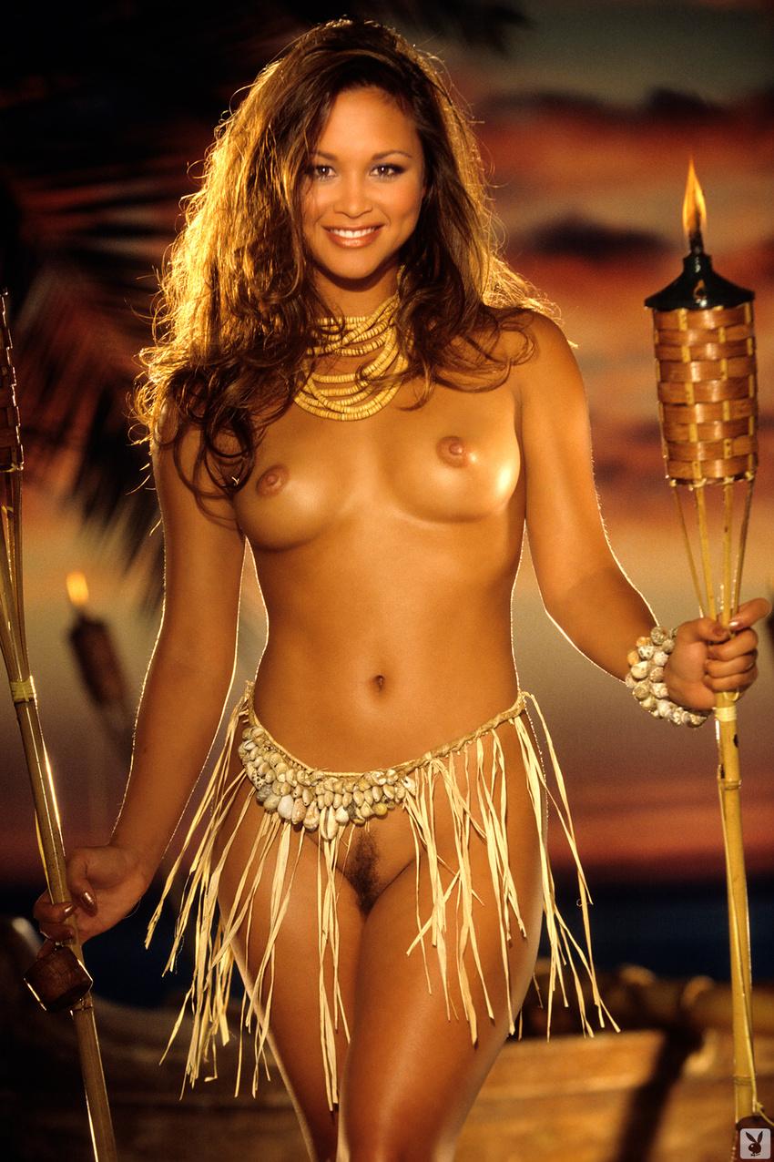 Hawaiian tropic nude models