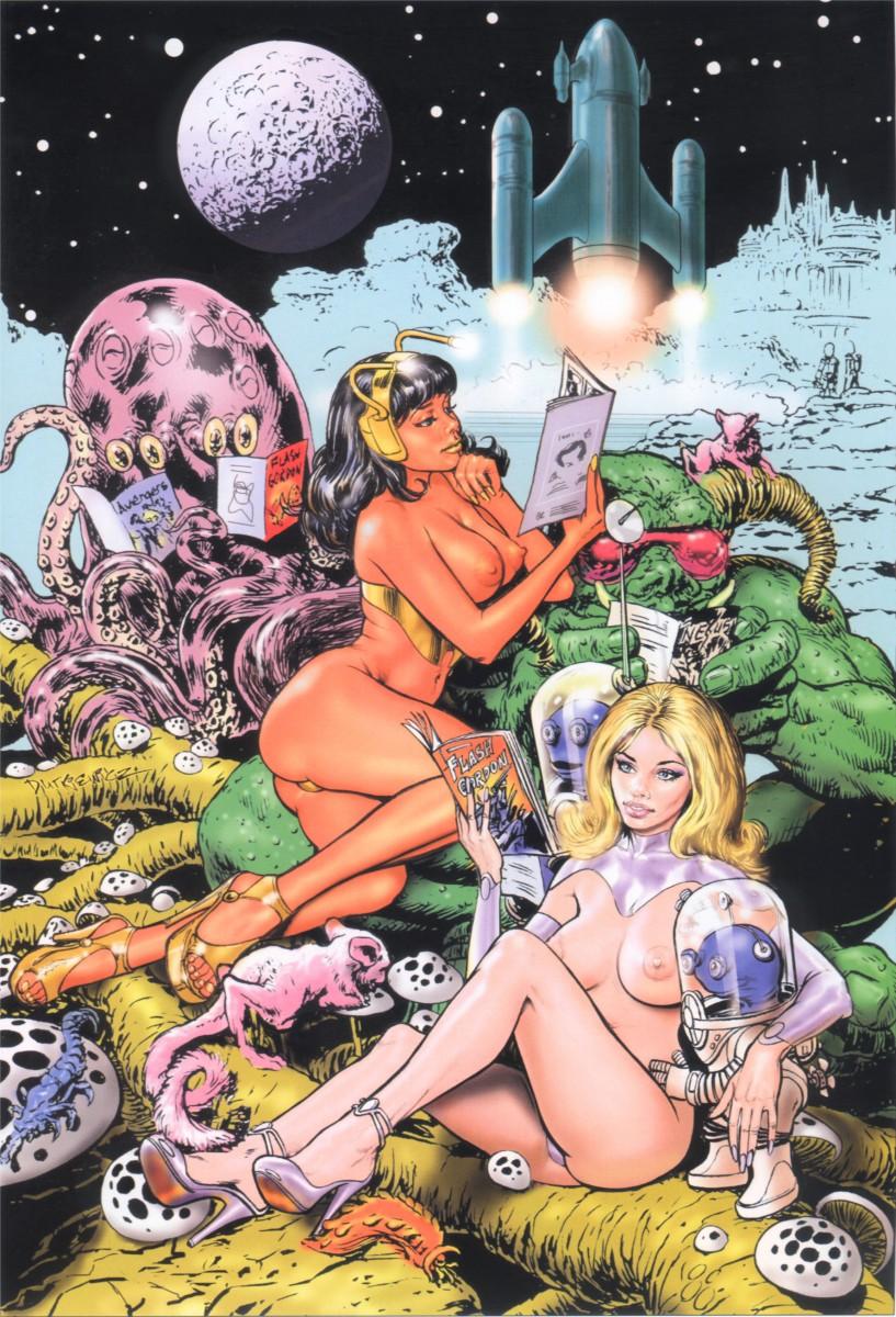 Handbook of erotic fantasy