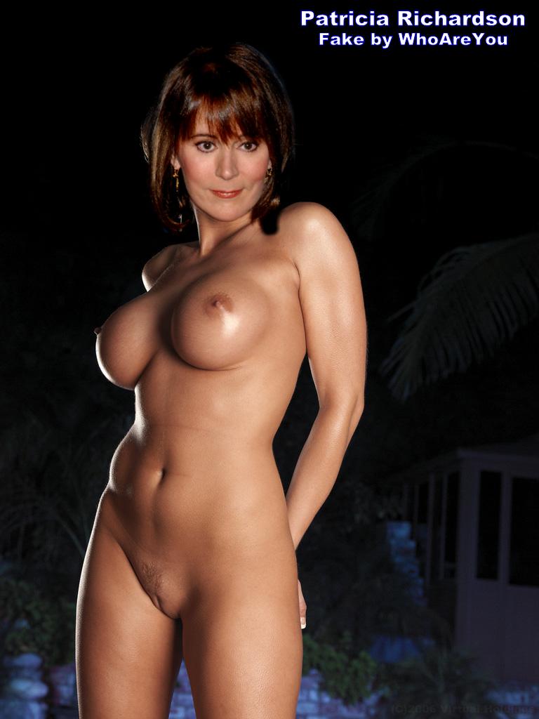 Patricia Richardson Nude Fakes