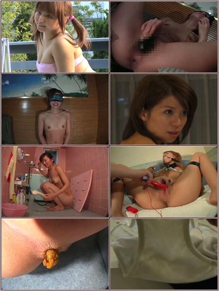 Scat BDSM SBF-8 Asian Scat BDSM