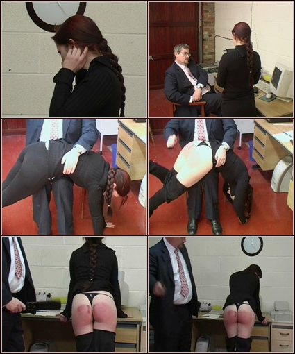 Hard Currency Spanking