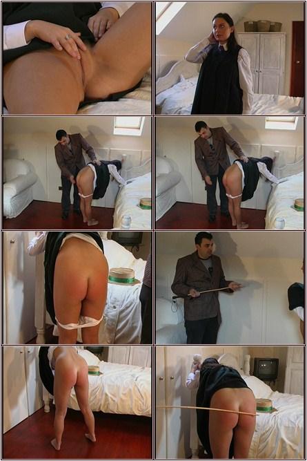 Punished 4 Abuse Spanking